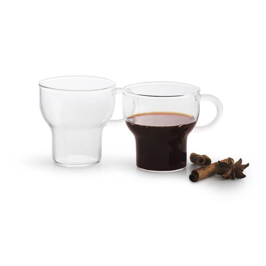 Glasskrus 2pk Liten - Sagaform, Gaver & interiør, Kokkens Beste