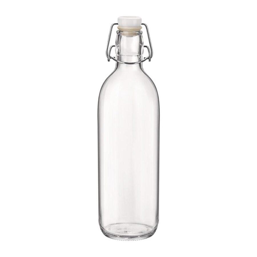 Bormioli Flaske 1 l - , Drikkeflasker, Kokkens Beste