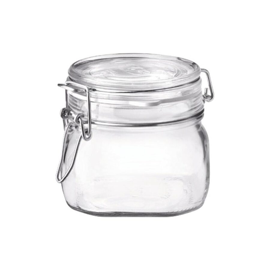 Bormioli Glasskrukke 0,5l