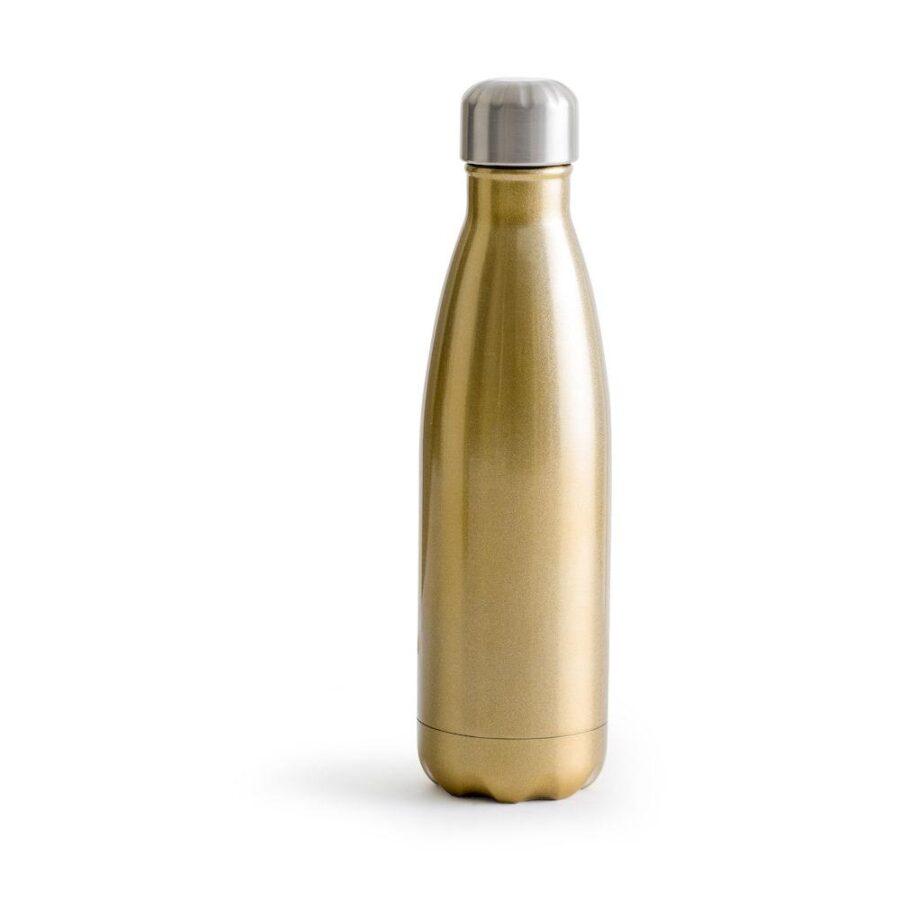 Stålflaske Gull - Sagaform, Drikkeflasker, Kokkens Beste