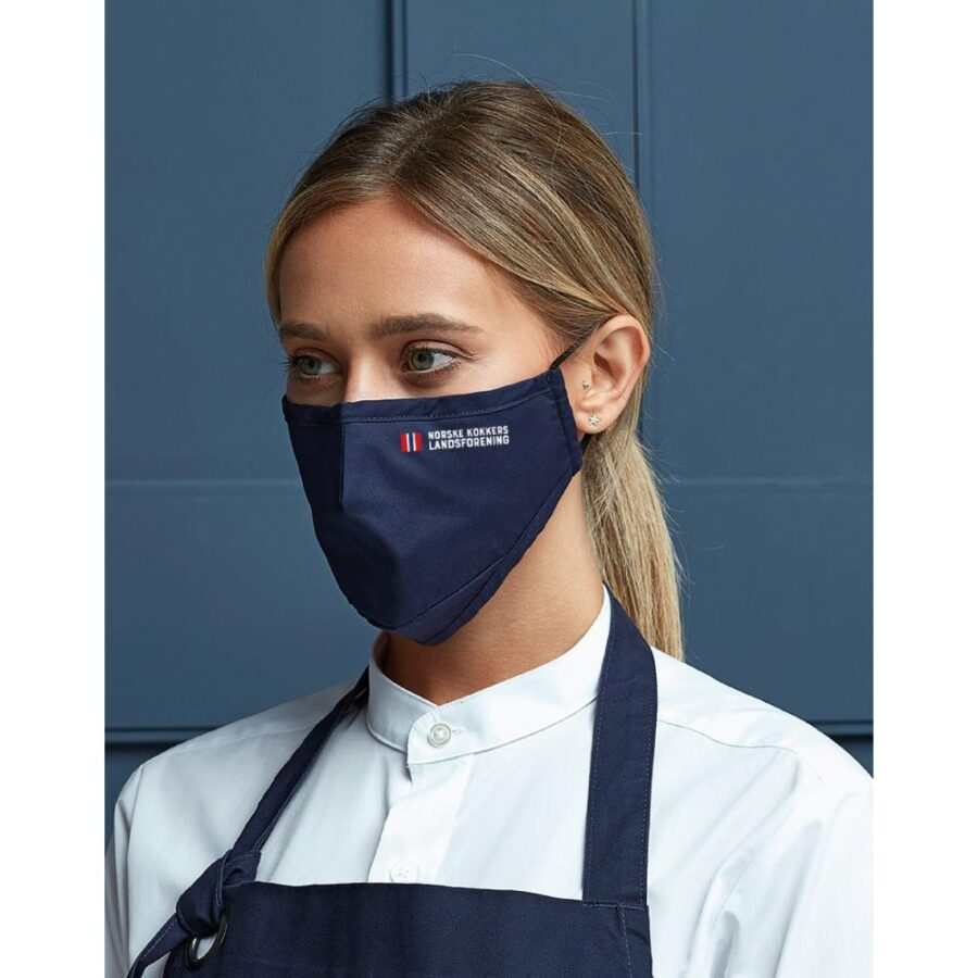 Premier Munnbind/ansiktsmaske NKL - Nkl kolleksjon, Nkl kolleksjon, Kokkens Beste