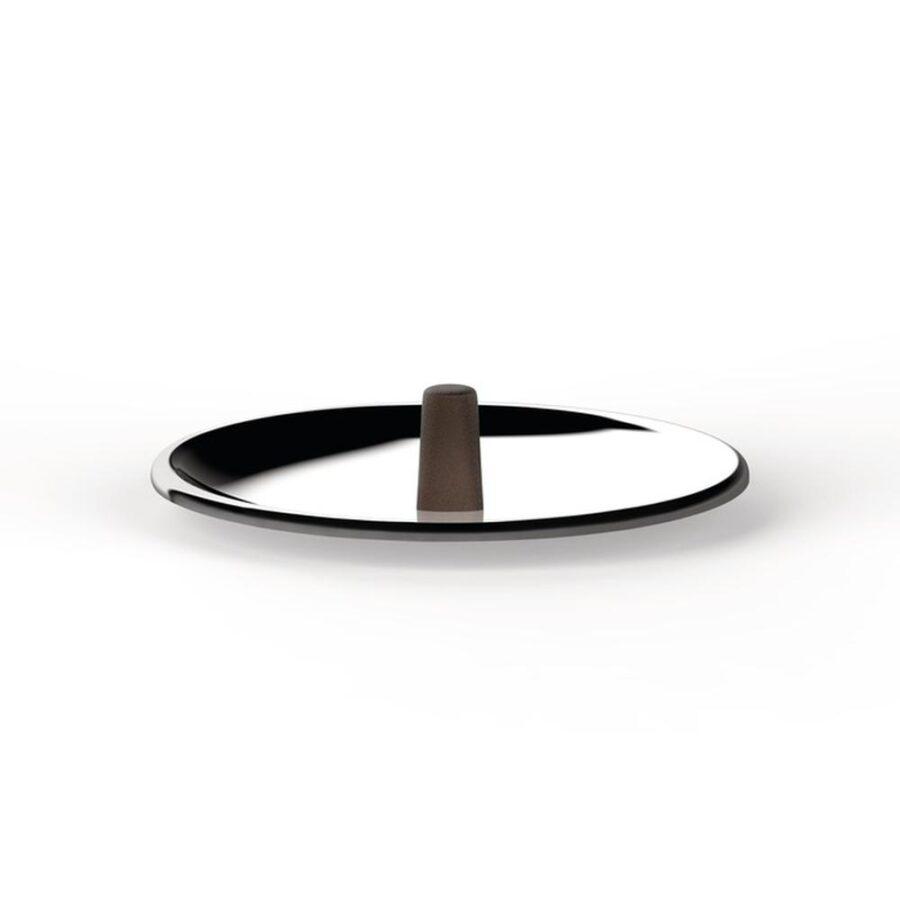 Alessi Edo Grytelokk stål 16cm
