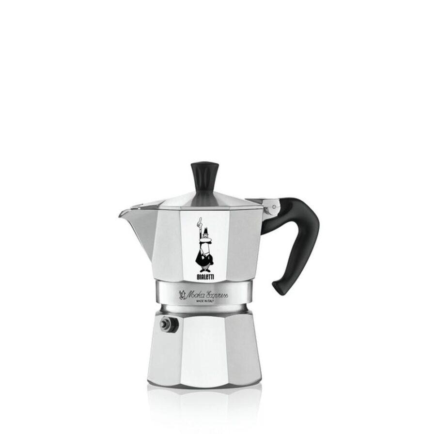 Bialetti Moka Express Espressokoker 3k - , Kjøkkenutstyr, Kokkens Beste