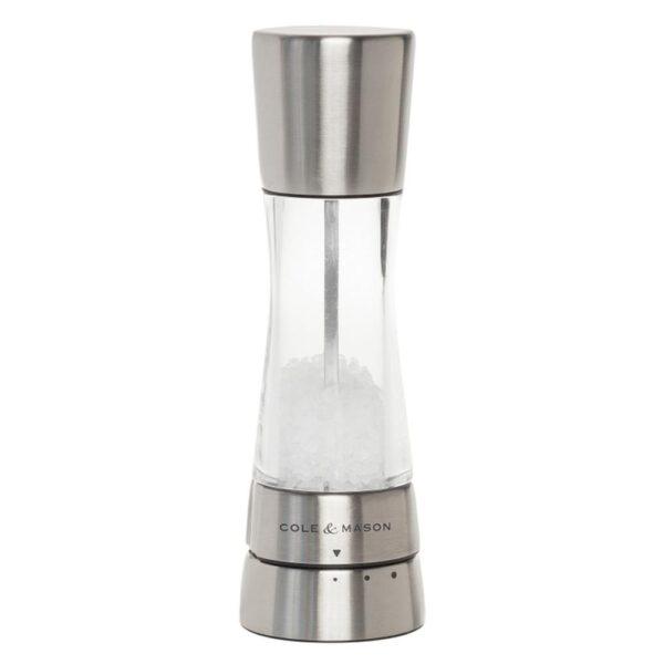 Cole&Mason Precision Derwent Saltkvern - , Salt og pepperkverner, Kokkens Beste