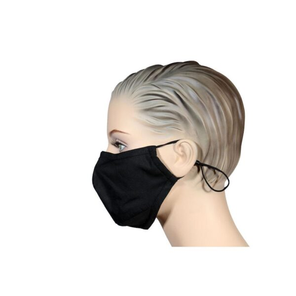 Clique Munnbind/ansiktsmaske sort - Clique, Munnbind, Kokkens Beste