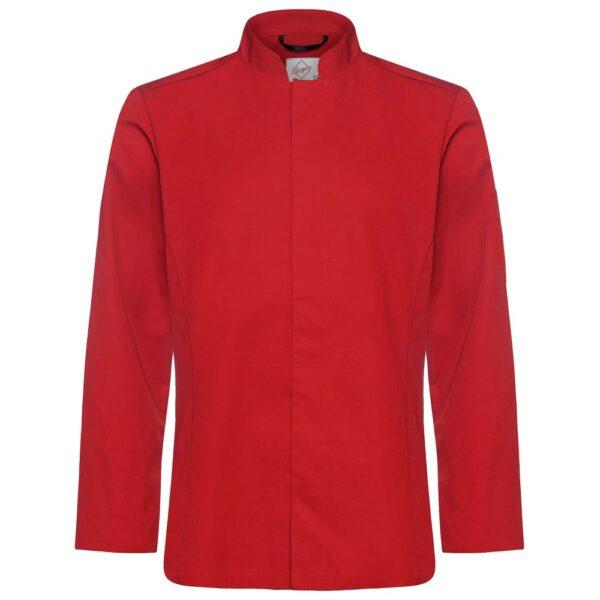 Kokkeskjorte Varg rød