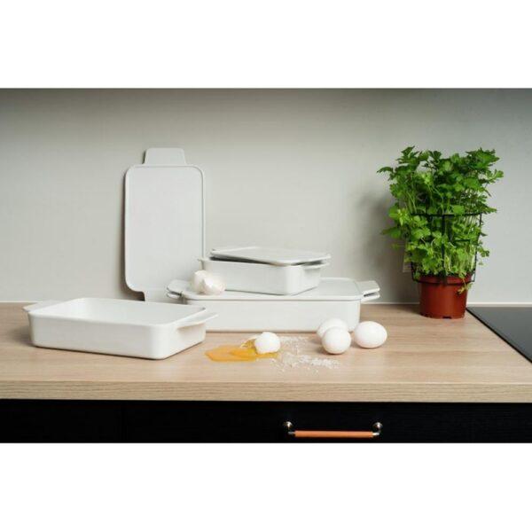 Daily use Ildfast form hvit - Modern House, Ildfast, Kokkens Beste