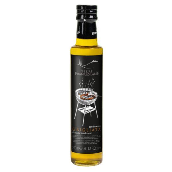 Røkt olivenolje Terre Francescane Grigliata - , Smak av Italia, Kokkens Beste