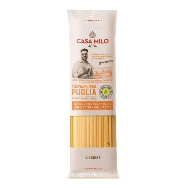 Pasta Casa Milo Linguine Coldiretti