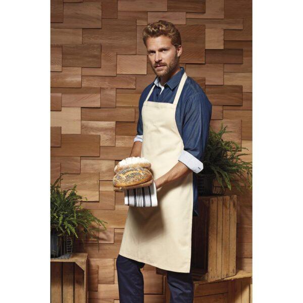 Smekkeforkle BIB apron (20 farger) - Premier, Smekkeforkle Premier, Kokkens Beste
