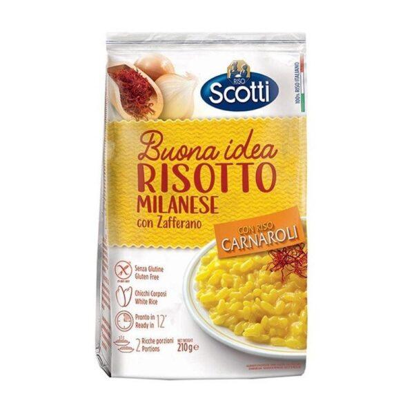 Risotto med Safran - , Smak av Italia, Kokkens Beste