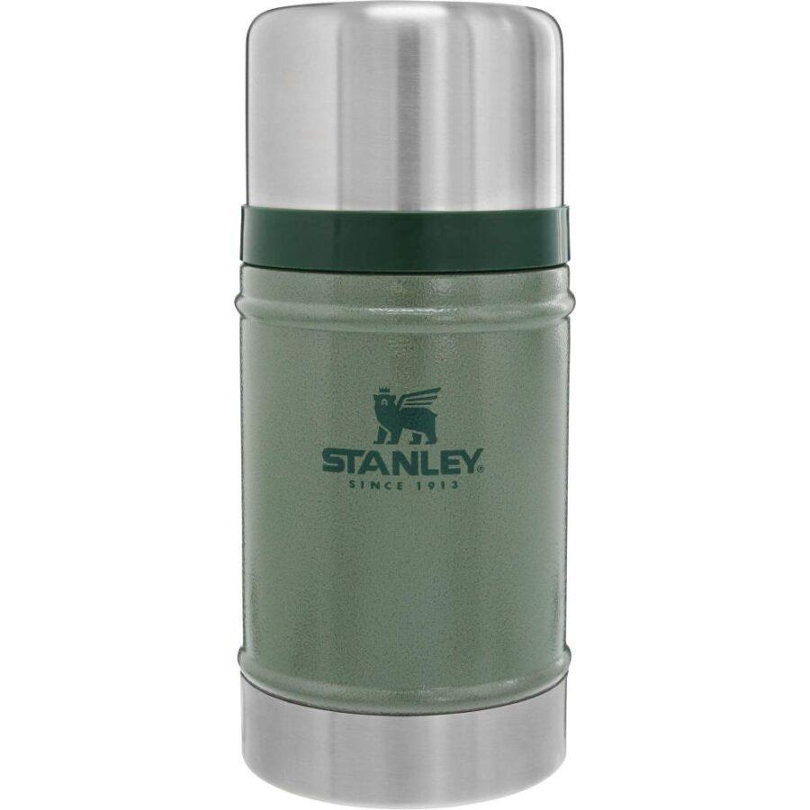Classic Mattermos sort grønn 0.7l - Stanley, Termoser, Kokkens Beste