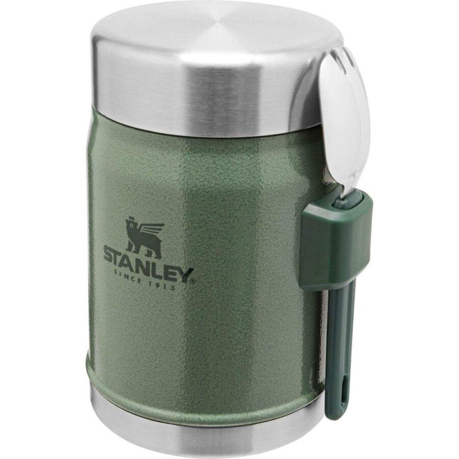 Classic Mattermos grønn 0.4l - Stanley, Termoser, Kokkens Beste