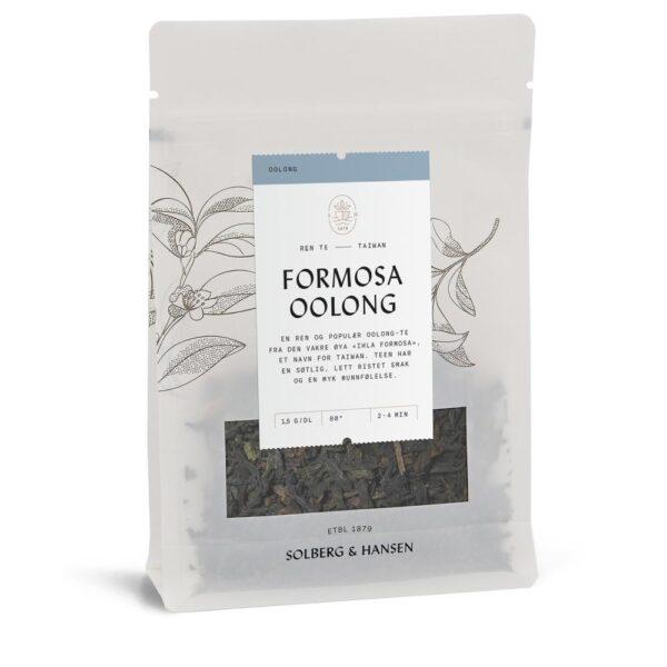 Solberg Hansen – Formosa Oolong Te - Solberg & Hansen, Te, Kokkens Beste