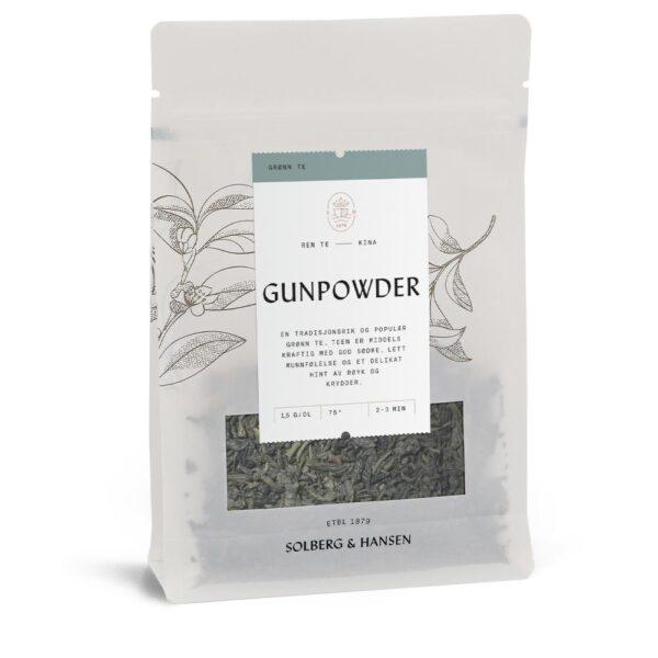 Solberg Hansen – Gunpowder Te - Solberg & Hansen, Te, Kokkens Beste