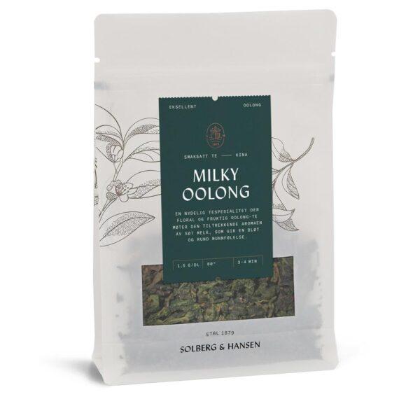Solberg Hansen – Milky Oolong Te - Solberg & Hansen, Te, Kokkens Beste