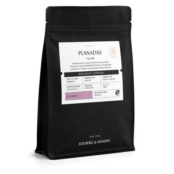 Solberg Hansen – Tade – Guji (Espresso) - Solberg & Hansen, Kaffe, Kokkens Beste