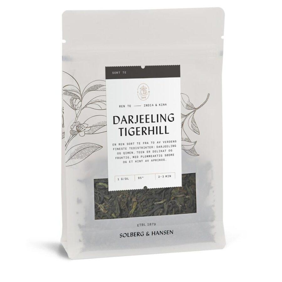 Solberg Hansen – Darjeeling Tigerhill Te - Solberg & Hansen, Te, Kokkens Beste