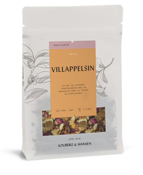 Solberg Hansen – Villappelsin Te - Solberg & Hansen, Te, Kokkens Beste