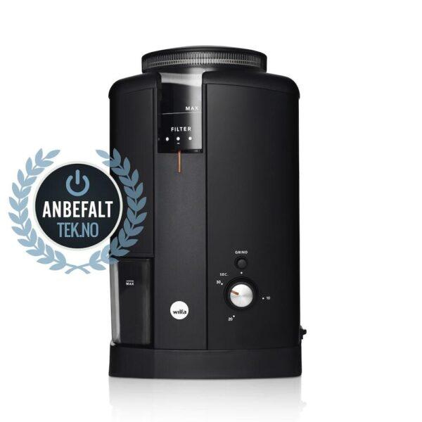 Kaffekvern Sort aroma - Wilfa, Elektrisk, Kokkens Beste