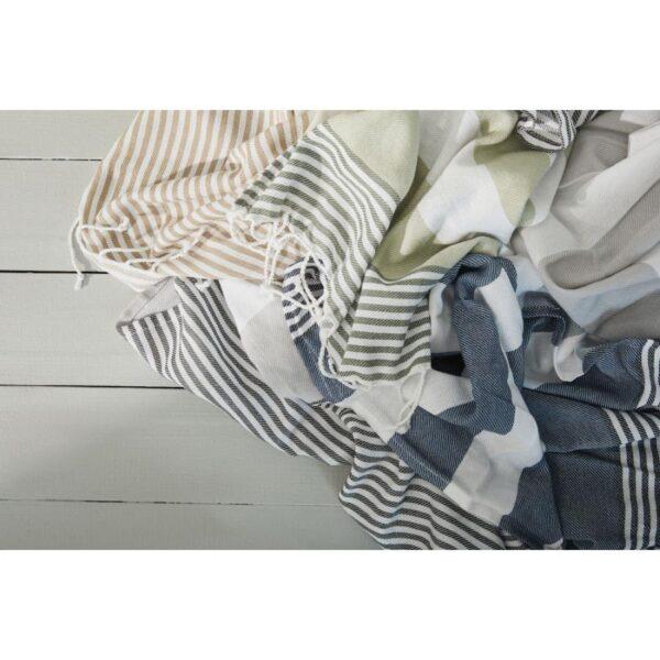 Sagaform – Hamam lite badehåndkle ECO blå - Sagaform, Pledd, Kokkens Beste